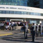Con el anuncio del inicio de las cirugías ambulatorias el Hospital Dr. Hernán Henríquez Aravena celebró un nuevo aniversario