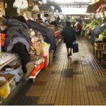 750 locatarios de la Feria Pinto serán reubicados por remodelación