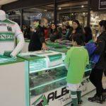 Inauguran tienda albiverde en Waston Outlet Mall