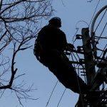 CGE informa que cerca de mil clientes aún no tienen suministro tras fuertes ráfagas de viento
