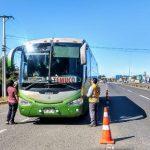 Lllaman a conductores a tener comportamiento responsable en las vías de la Araucaníaç