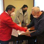 Gobernador Beltrán entrega aporte en materia de arriendo a familias vulnerables en Angol