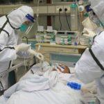 Informe epidemiológico: 37 mil contagios se han producido entre el personal de la salud
