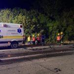 Conductor falleció tras choque frontal entre un vehículo menor y un camión en Mariquina