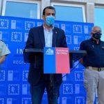 Delgado compromete «coordinación y mejorar inteligencia» ante «crimen organizado» en macrozona sur