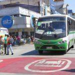 El 15 de marzo comienza la vacunación contra el Covid-19 a trabajadores del transporte público