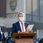 Roberto Neira Aburto asumió como nuevo alcalde de Temuco