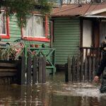 Anegamientos, voladuras de techumbres, derrumbes y deslizamientos de tierra es resultado de las intensas lluvias en la zona sur