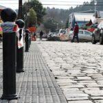 El paseo las flores en Temuco presenta un 92% de avance en su remodelación