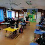 Comunidad escolar de Paillaco retorna a clases con escuela totalmente renovada