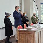 Personas mayores de Temuco celebran anuncio de alcalde Neira por nueva Dirección del Adulto Mayor